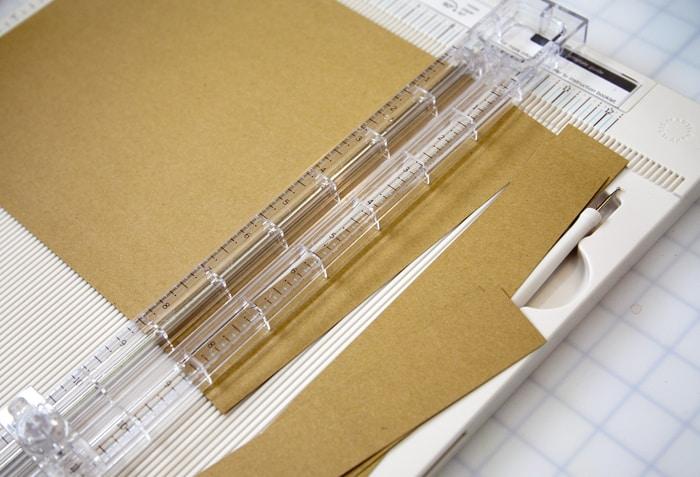 Martha Stewart paper cutter