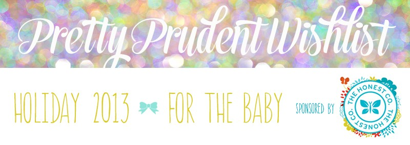 ee770b8344f36 Pretty Prudent Wishlist: For the Baby | Pretty Prudent