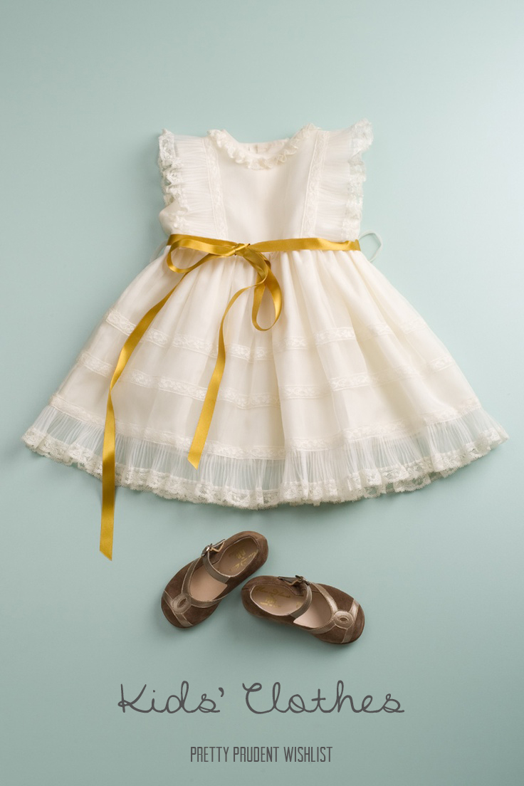 432cfb2bc1575 Pretty Prudent Wishlist: Kids' Clothes. 150 Shares. Pin150. Share · Tweet ·  Save