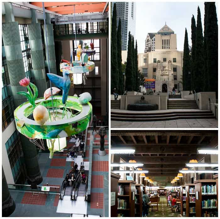 Los Angeles Central Library - Downtown LA City Guide for the Family