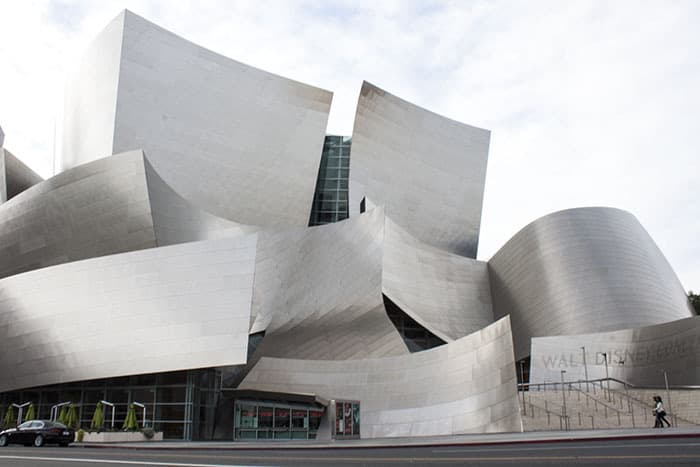 Walt Disney Concert Hall - Downtown LA City Guide for the Family