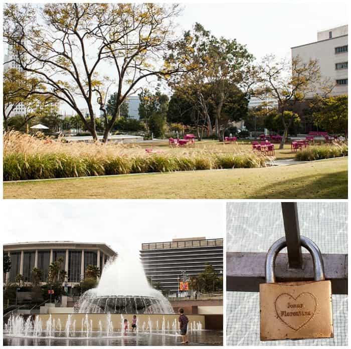 Grand Park LA - Downtown LA City Guide for the Family