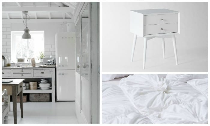 Pretty Prudent Trend: Arctic White