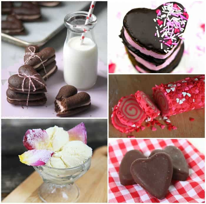 Valentine's Day Menu: Breakfast, Lunch, Dinner, and Dessert