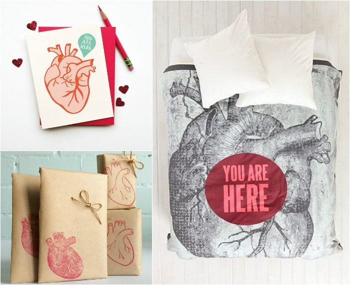 Pretty Prudent Trend: Anatomical Hearts