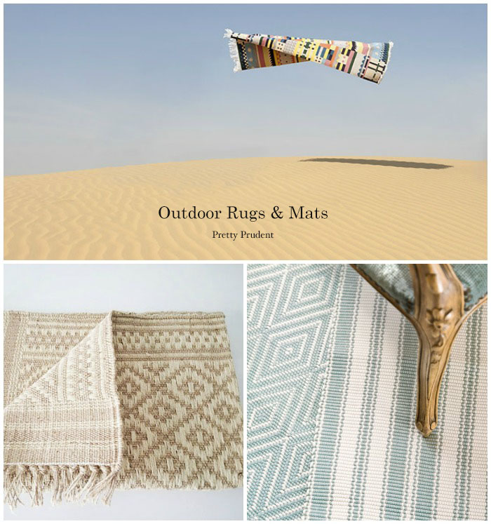 Our Favorite Outdoor Rugs & Mats