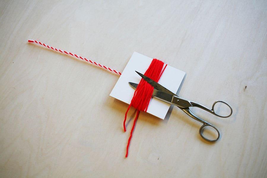 Martenitsa Bracelet & Puppet Tutorial