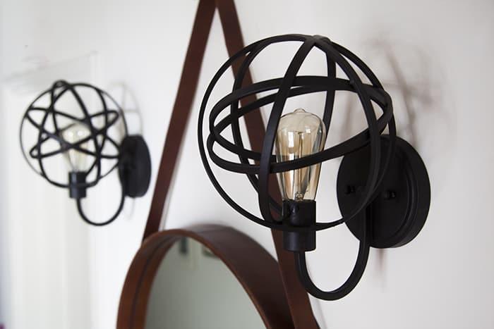 edison wall sconces lamps plus