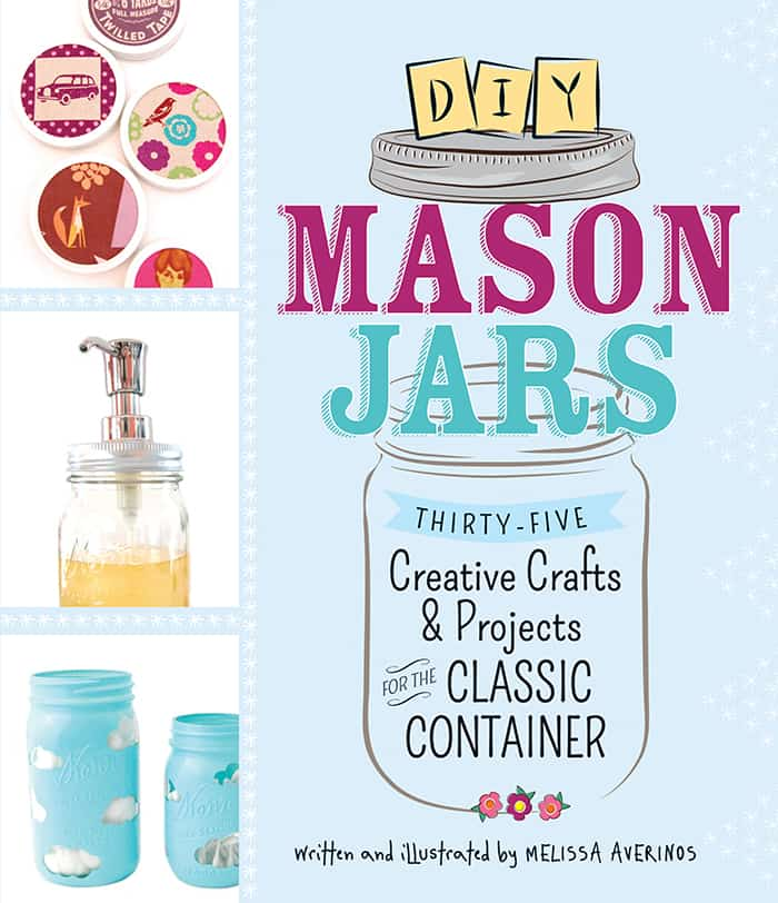 DIY Mason Jar Easter Basket