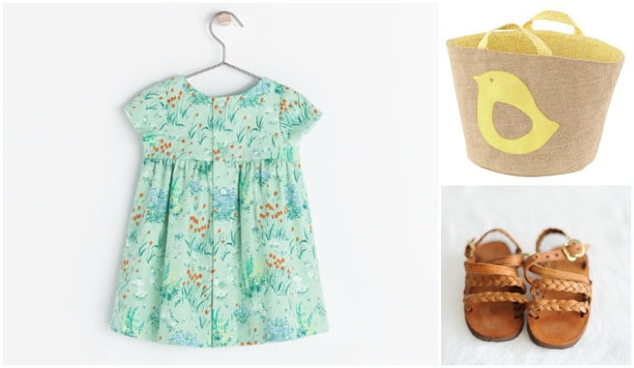 Friday I'm in Love: Lemon Pie, Easter Dresses, and 8 Million Petals