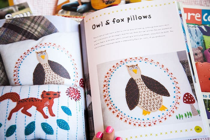 Giveaway: Sewing and Craft Book Bundle for Kids