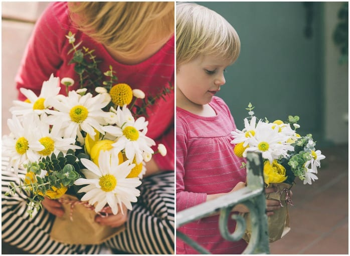 How To Make 4 Beautiful May Day Bouquets Pretty Prudent