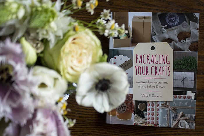 Giveaway: Packaging Your Crafts: Creative Ideas for Crafters, Artists, Bakers, and More