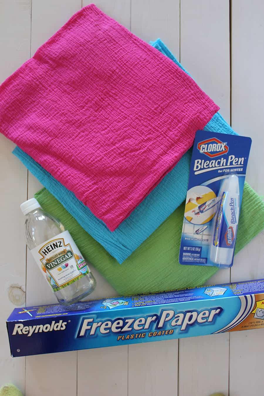 clorox bleach pen instructions
