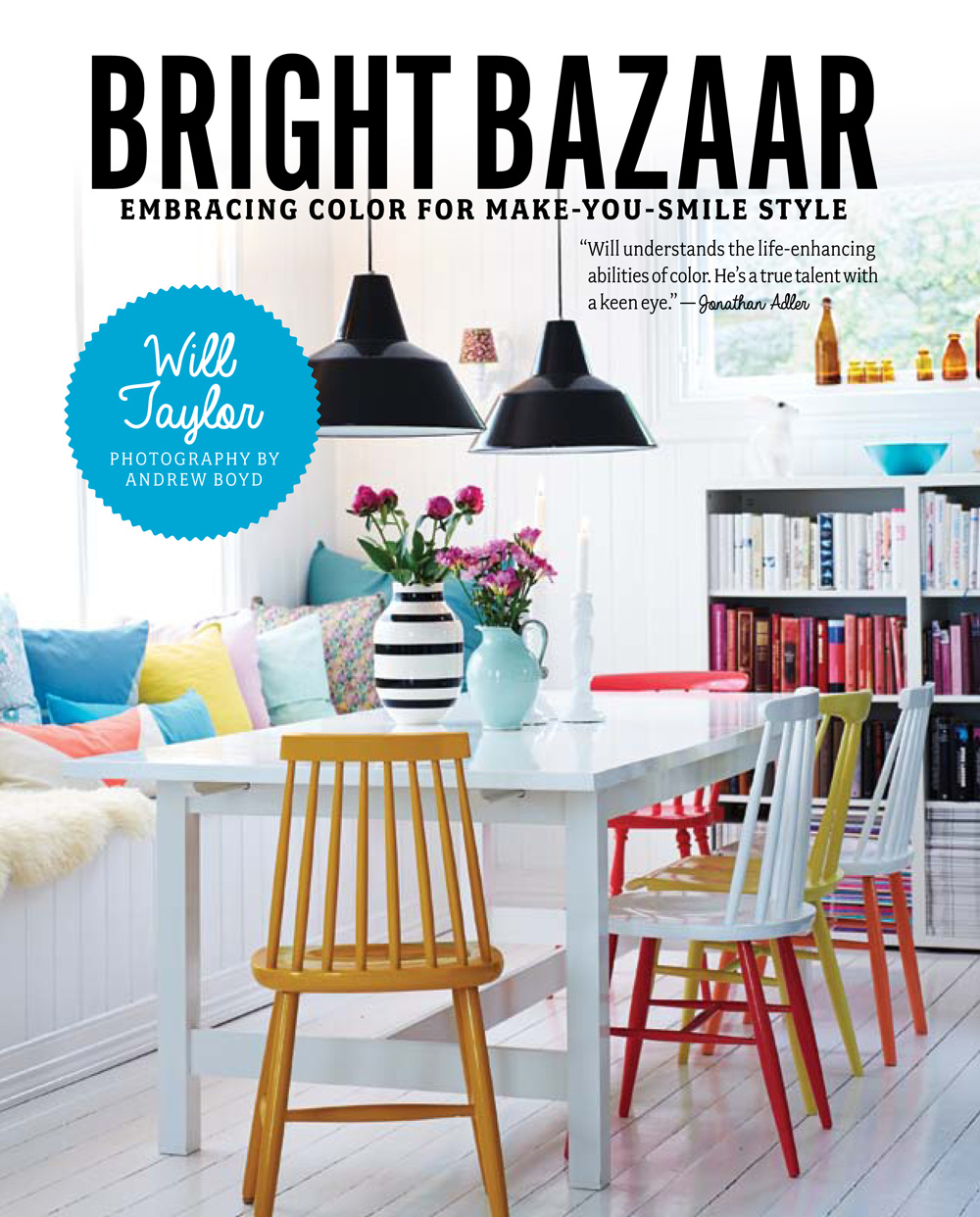 Giveaway: Bright.Bazaar: Embracing Color for Make-You-Smile Style