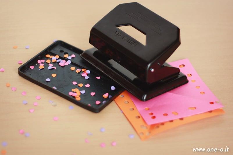 DIY Confetti Party Invitations