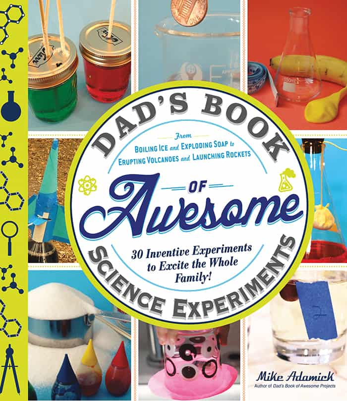 Straw Balloon Rocket Blasters Experiment + Science Book Giveaway
