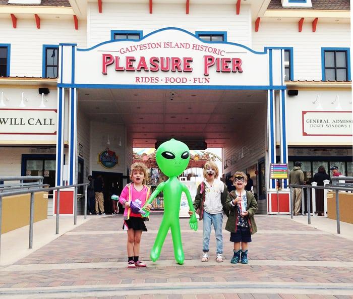 Galveston Pleasure Peir