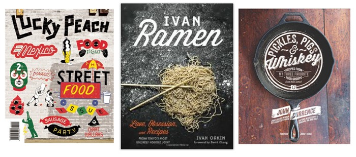 fathers day cookbooks