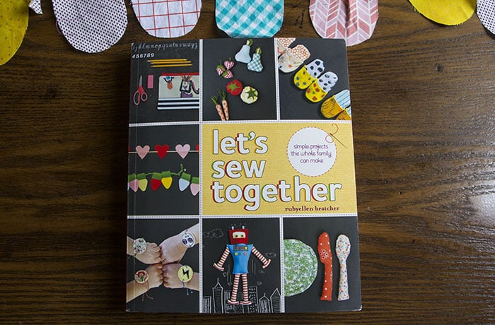Giveaway: Let's Sew Together