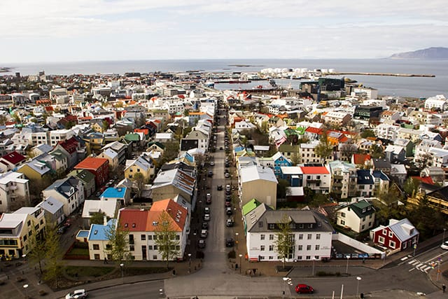 A Complete Iceland Itinerary - Reykjavik