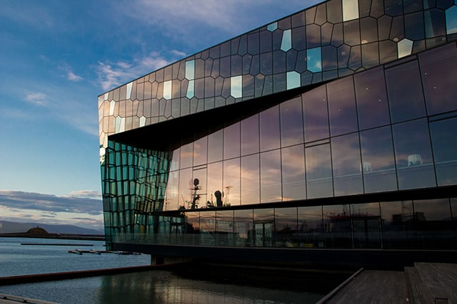 A Complete Iceland Itinerary- Harpa