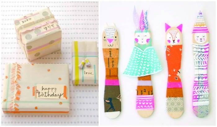 Giveaway: Washi Wonderful: Creative Projects & Ideas for Paper Tape