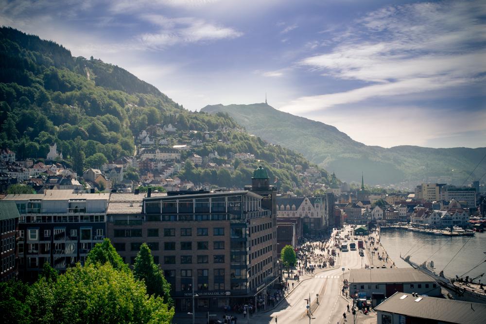 Bergen, Norway   Pretty Prudent