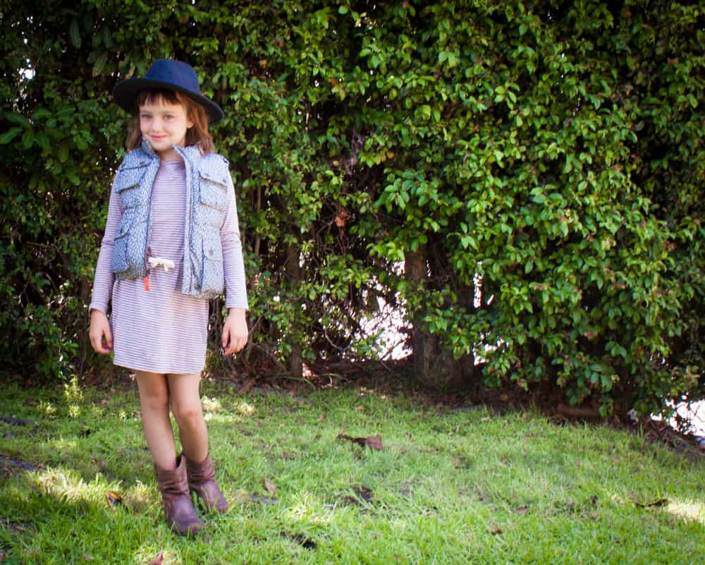 Back to School Style from GapKids | Pretty Prudent
