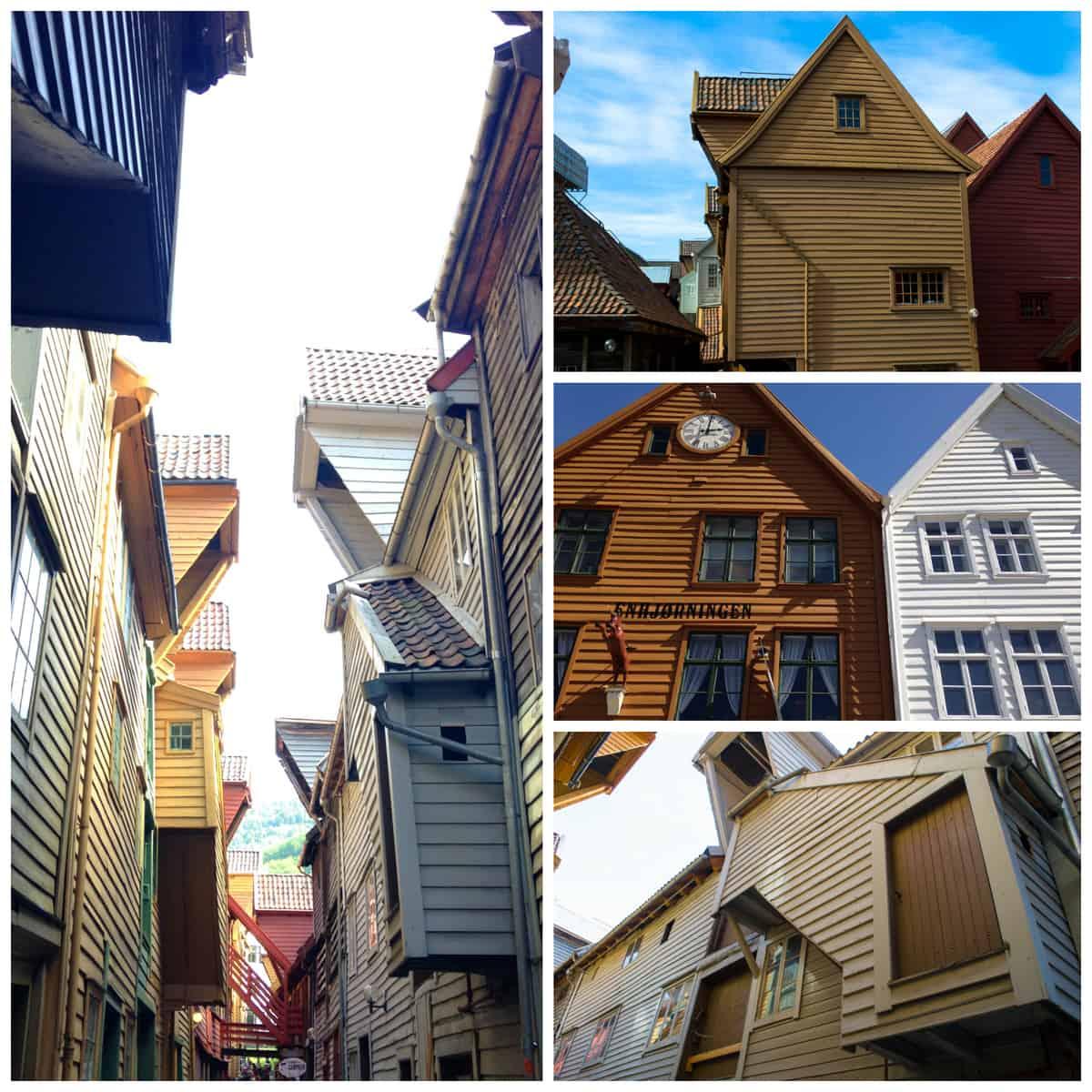 Bryggen, Bergen, Norway | Pretty Prudent