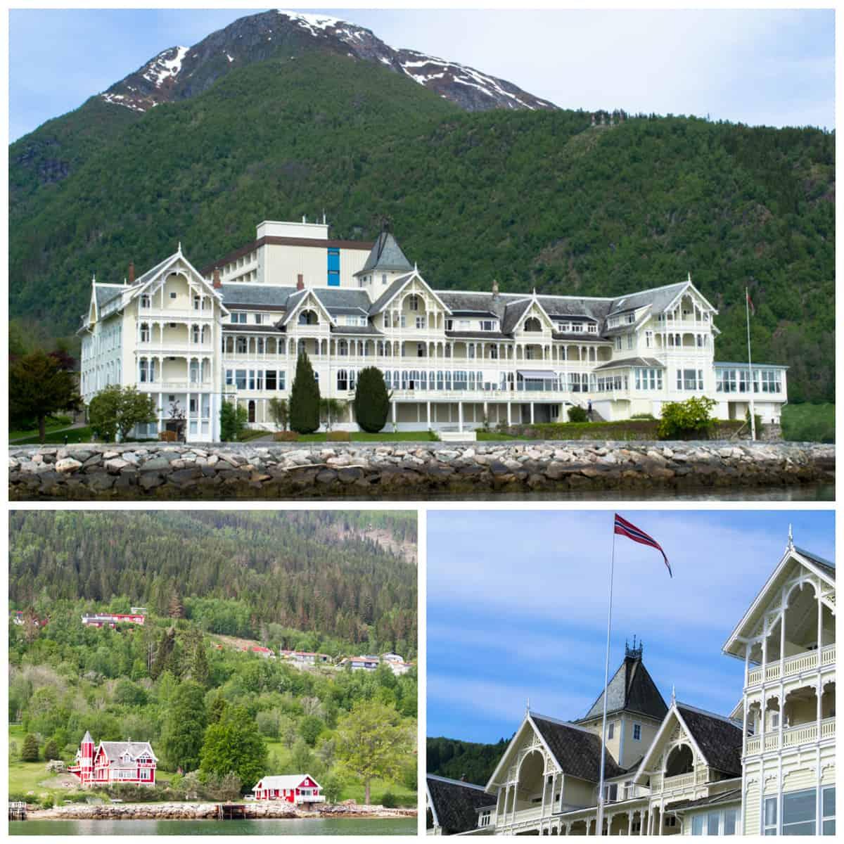 Kviknes Hotel in Balestrand, Norway | Pretty Prudent
