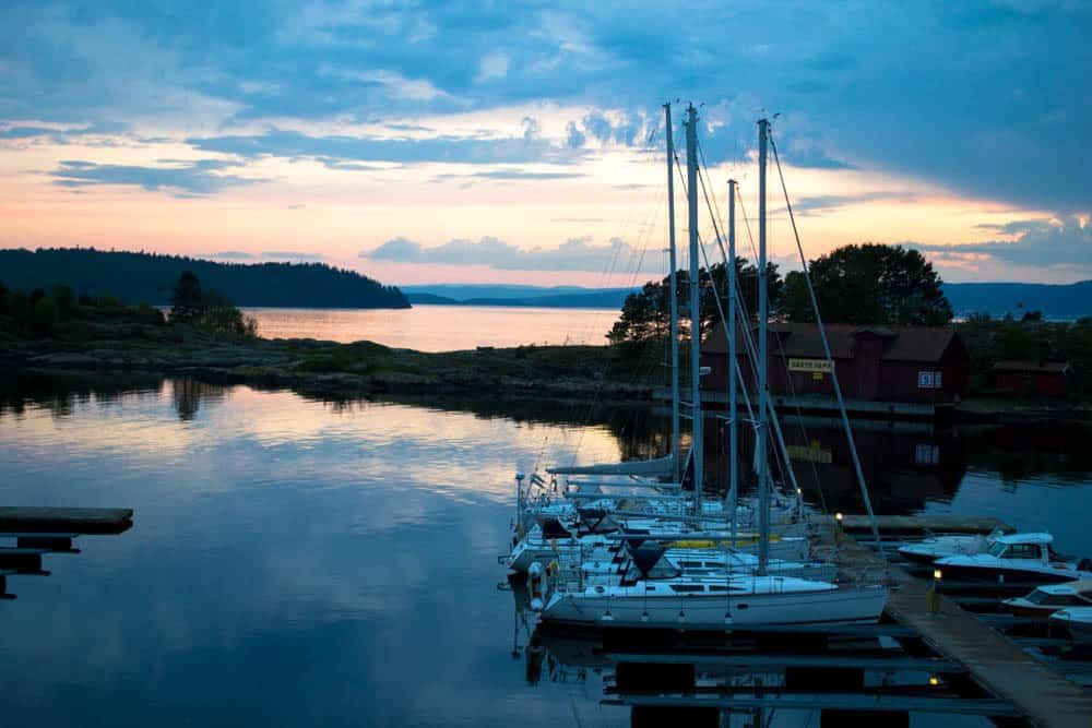 Son, Norway Pretty Prudent