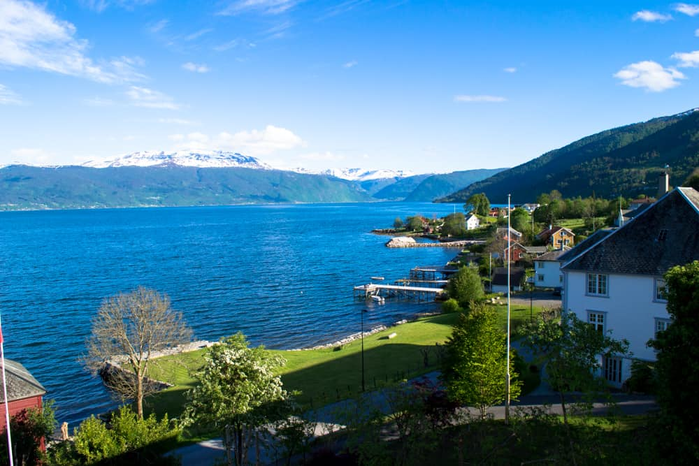Balestrand, Norway by Pretty Prudent