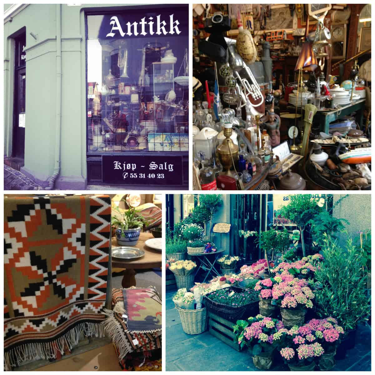Bergen Antiques | Pretty Prudent