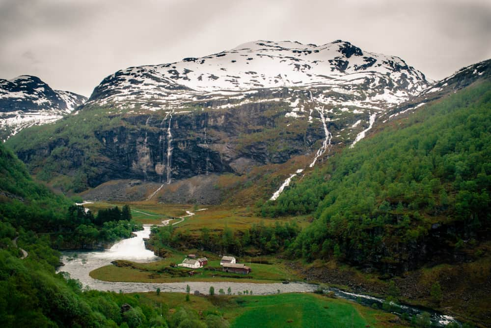 Flam, Norway | Pretty Prudent