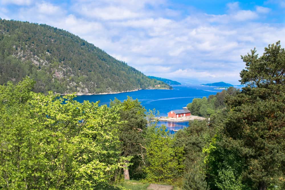 Oscarsborg, Norway