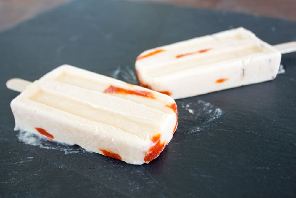 sriracha popsicle recipe | Pretty Prudent