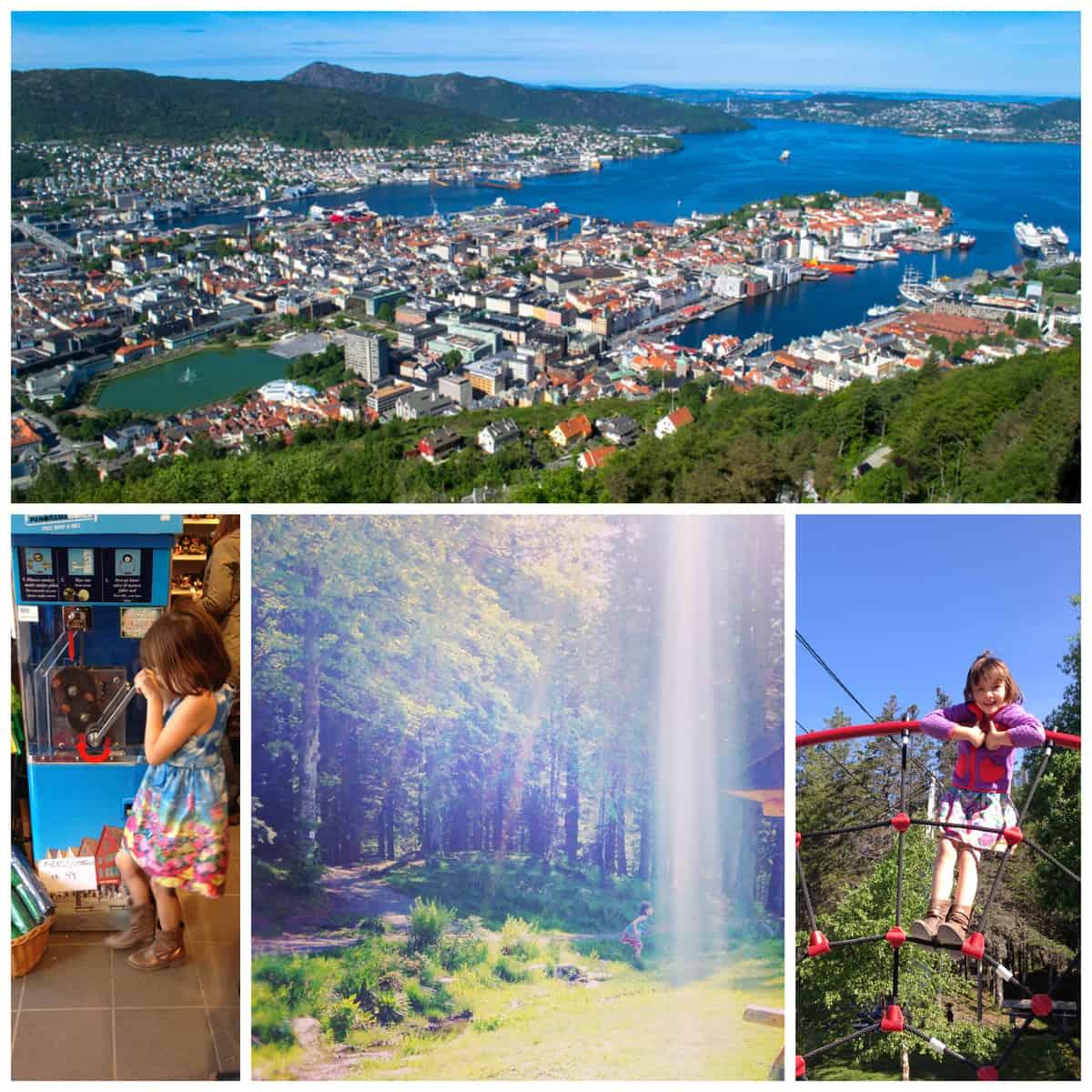 Floibanen, Bergen, Norway