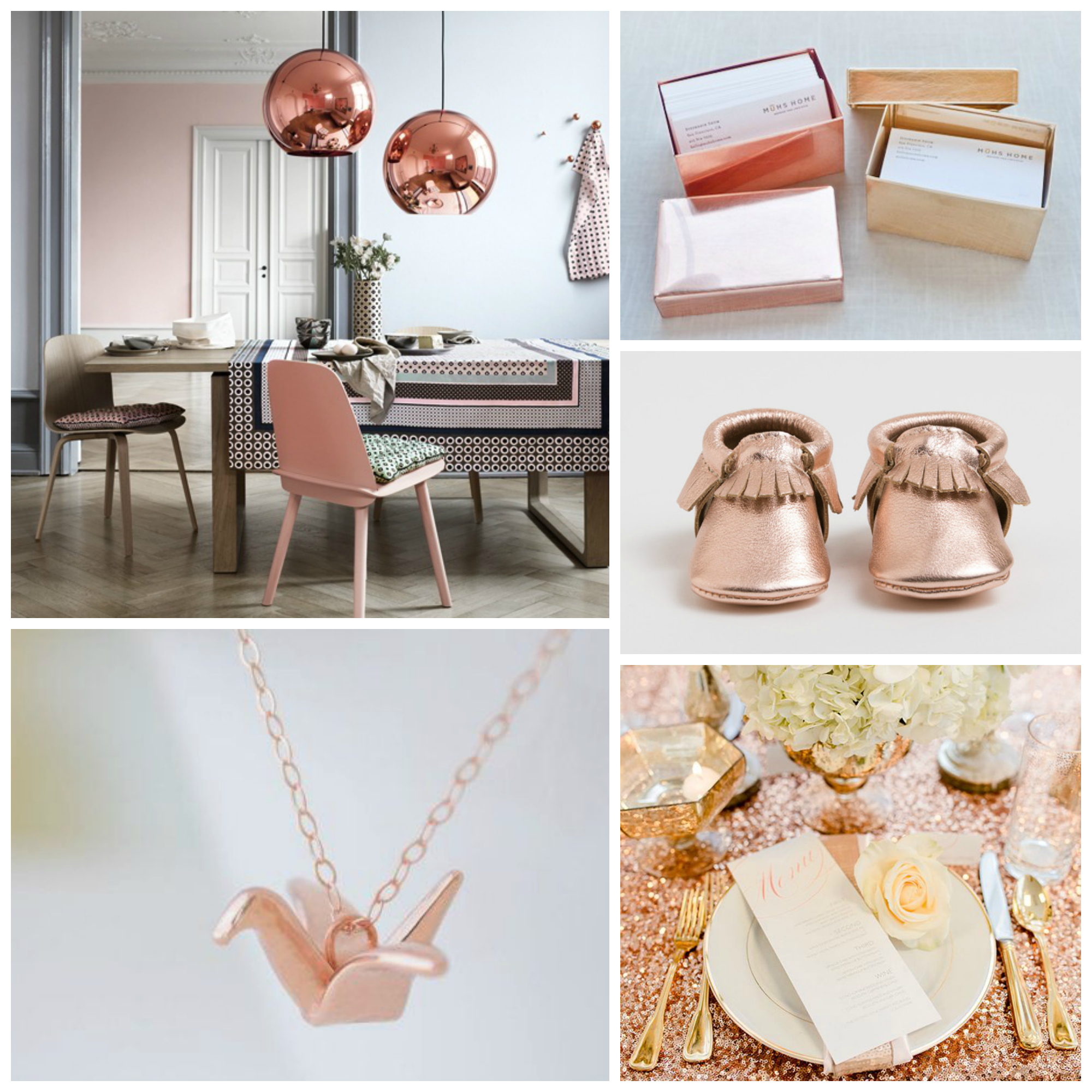 Rose Gold Style Picks | Pretty Prudent