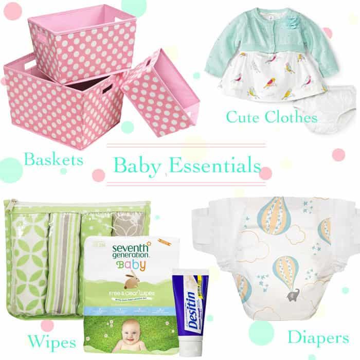 Baby Essentials - target