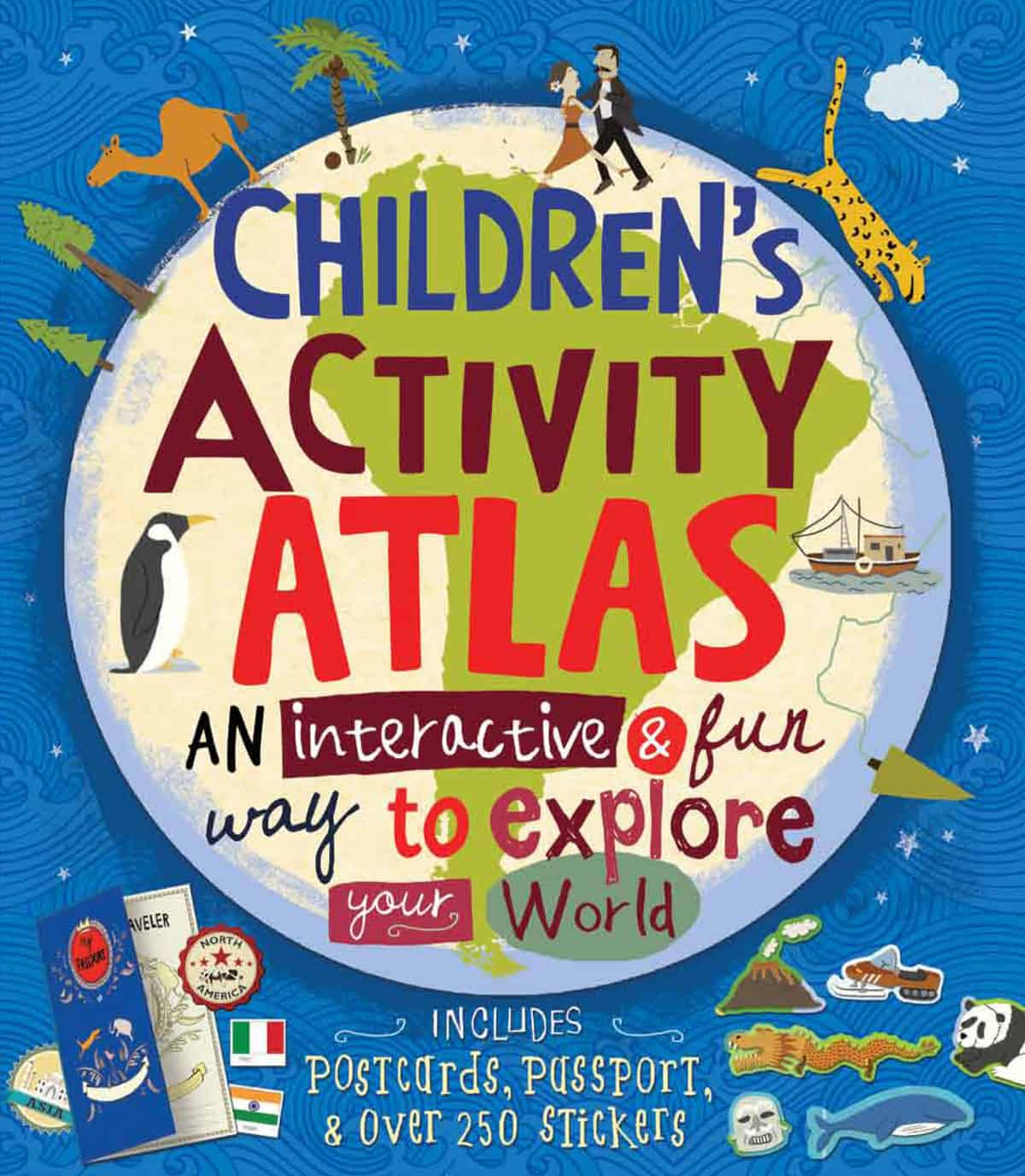 Children's Activity Atlas_Cover