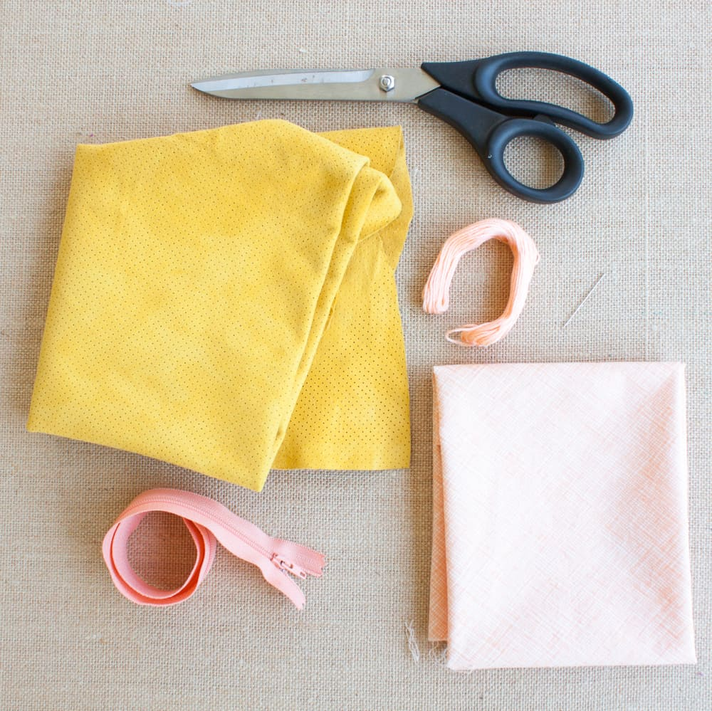 DIY Pencil Case Supplies @prettyprudent