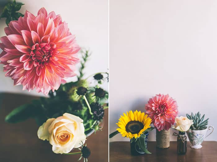 Flower Friday: The Second Life of Fresh Flowers