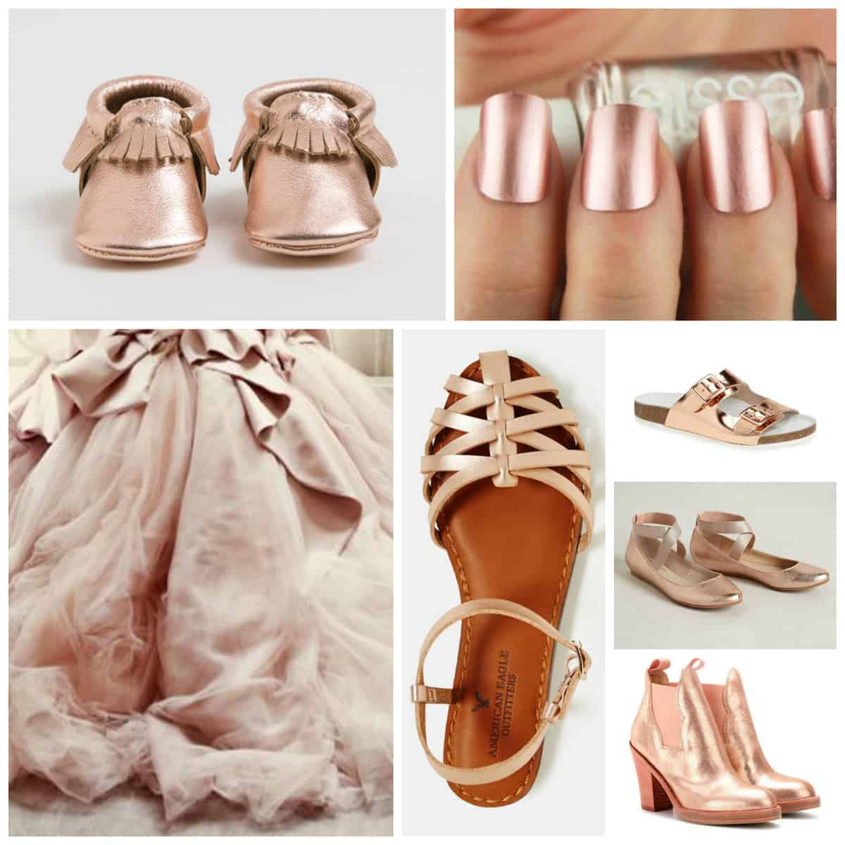Rose Gold Style | Pretty Prudent