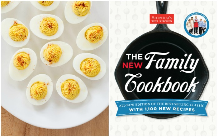 Classic Deviled Eggs Recipe and America's Test Kitchen Giveaway