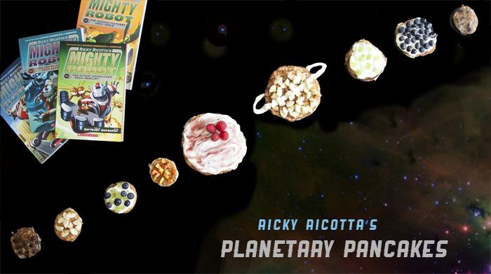 Planetary pancakes