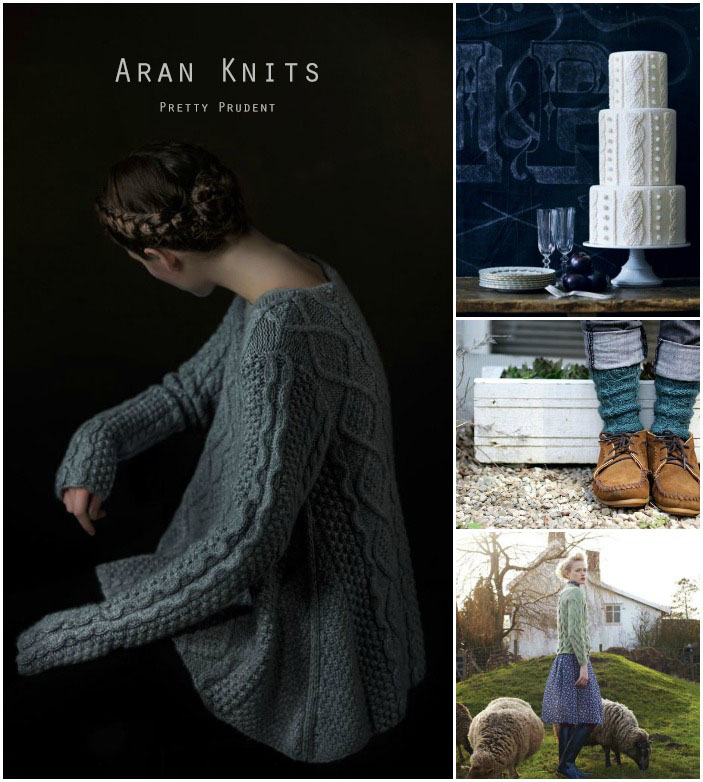 aran knits for fall