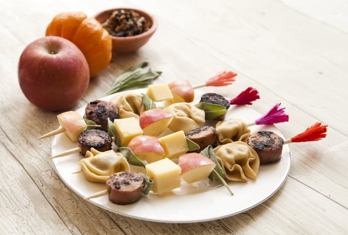 Sweet and Savory Skewers