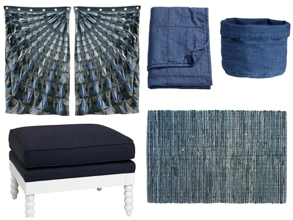 Shades of Denim Indigo - 1