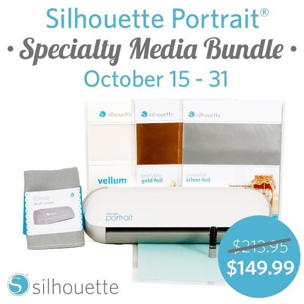 Giveaway: Silhouette Portrait + Promotion